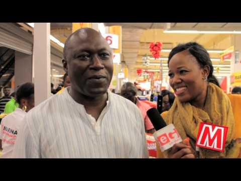 RASHIDA IN MARINA MALL ACCRA GHANA