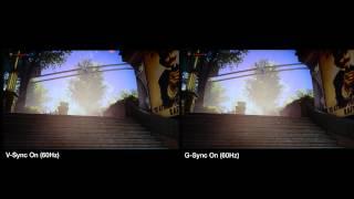 nvidia g sync vs v sync on at 60hz