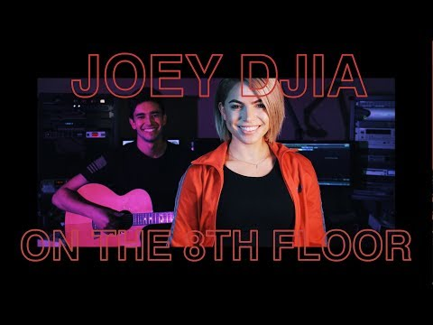 """Joey Djia Performs """"Words Fall"""" LIVE   On The 8th Floor"""