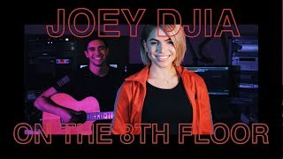 """Joey Djia Performs """"Words Fall"""" LIVE 