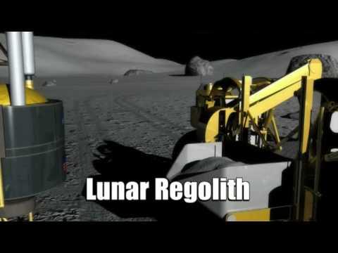 Real World: Lunar Excavation Blade