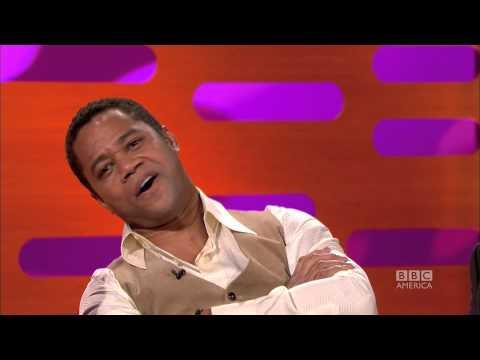 CUBA GOODING JR: A Very Good Baby Face! (The Graham Norton Show)