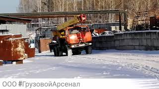 АВТОКРАН КАМАЗ 43118-15, ИВАНОВЕЦ 25 Т, 2013 Г.В.