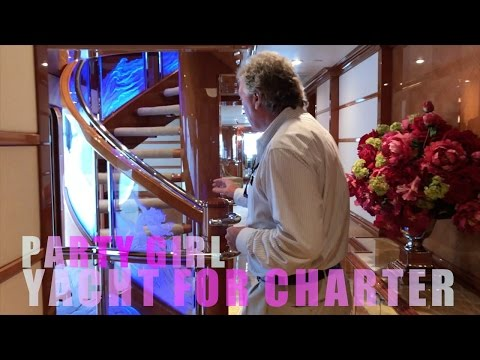 PARTY GIRL YACHT FOR CHARTER | SUPERYACHT