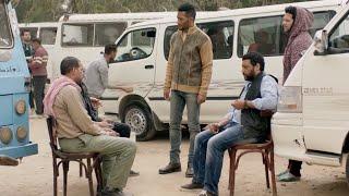 اول لقاء جمع بين رضوان والاسطى محمود الى لقى مريم / أغنية هدور من مسلسل البرنس - غناء أحمد سعد