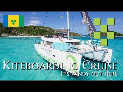 How it works - Kiteboarding Cruise Grenadines