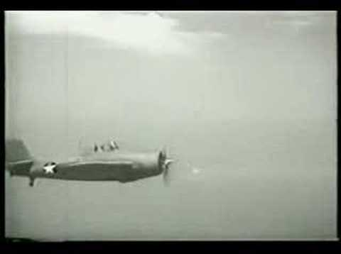 USN WW2 Training Film: Thatch Demo Part 2 of 3.