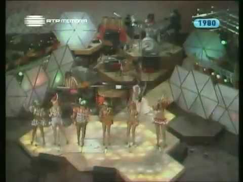 Frenéticas -  Perigosa/Festival RTP 1980