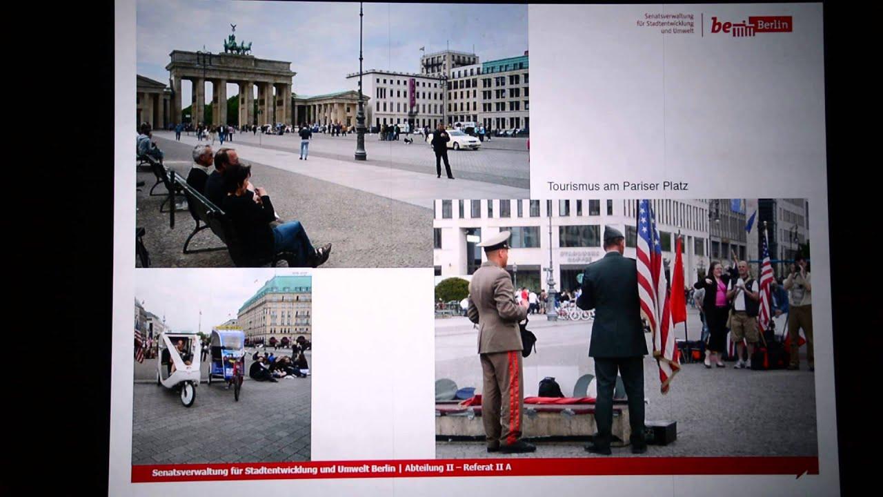 Demo:Polis - Stadtentwicklung in Berlin - Akademie der Künste - YouTube