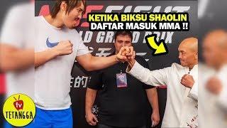 BIKSU SHAOLIN VS PETARUNG MMA !!! HASIL PERTANDINGANYA GA KEBAYANG !!