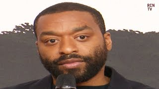 Chiwetel Ejiofor Interview Maleficent Mistress Of Evil Premiere