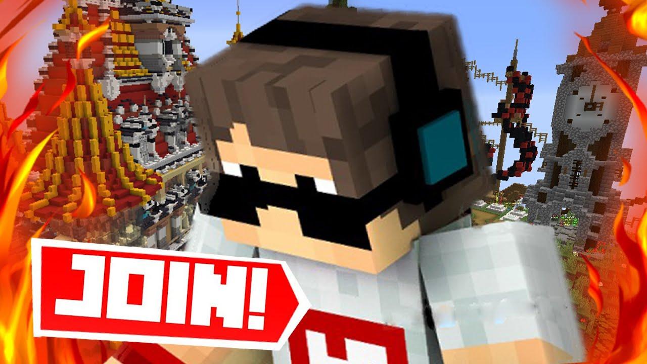 ჩემი Minecraft სერვერი გასწორდა! 🎁 $250 გათამაშება IP: play.BaseMC.net