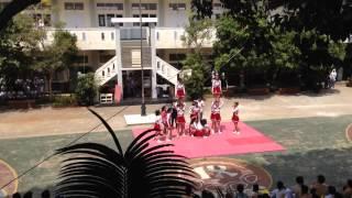 Beavers Cheerleading at Sman 1 Tangerang Selatan