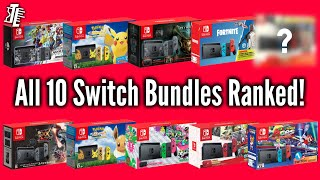 Which Nintendo Switch Bundle Should you Buy?