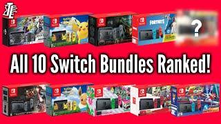 Which Nintendo Switch Bundle Should You Buy?