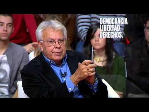 30 años del primer Gobierno de Felipe González