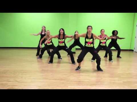 Zumba Dance Workout Fitness For Beginners • Step By Step