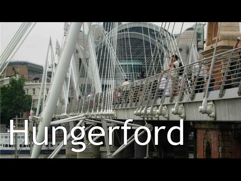 Hungerford - Thames Bridges ep.25