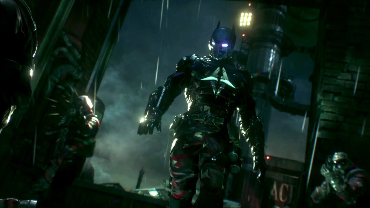 Batman Arkham Knight ACE Chemicals Trailer Part 1