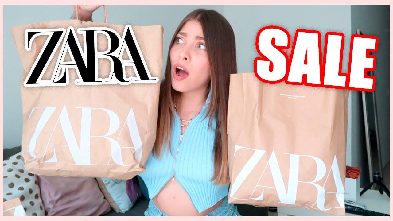 ZARA Sale Haul 😳 TODO A 70% OFF!!! VALE LA PENA? | MODO MAYA