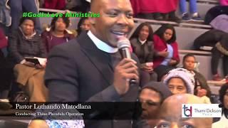 Operation Thixo Phendula - a service asking God to answer their prayers