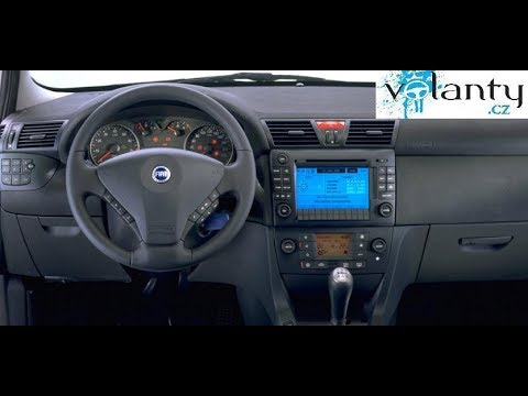 airbag und lenkrad ausbauen fiat stilo 2004 youtube. Black Bedroom Furniture Sets. Home Design Ideas