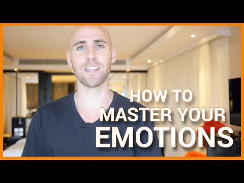 HOW TO MASTER YOUR EMOTIONS (3 Easy Steps)