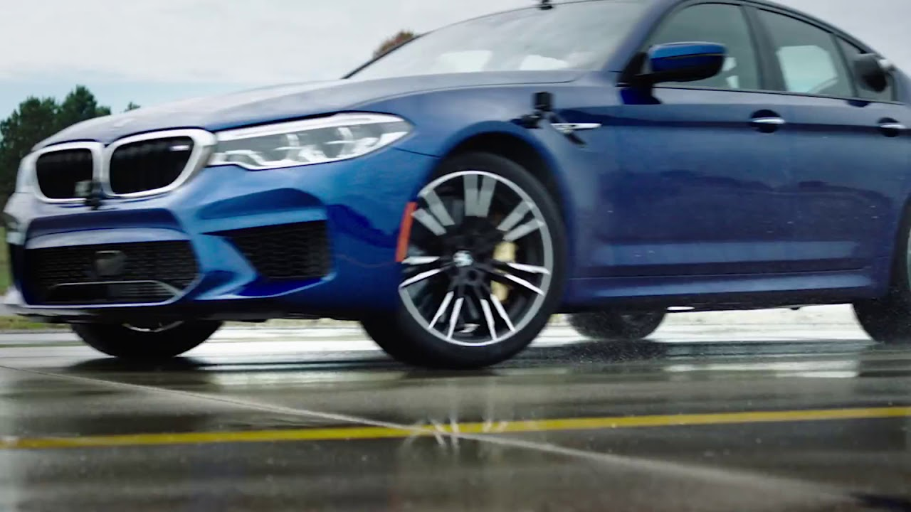 2019 New F90 Bmw M5 Break Records In Drifting Youtube