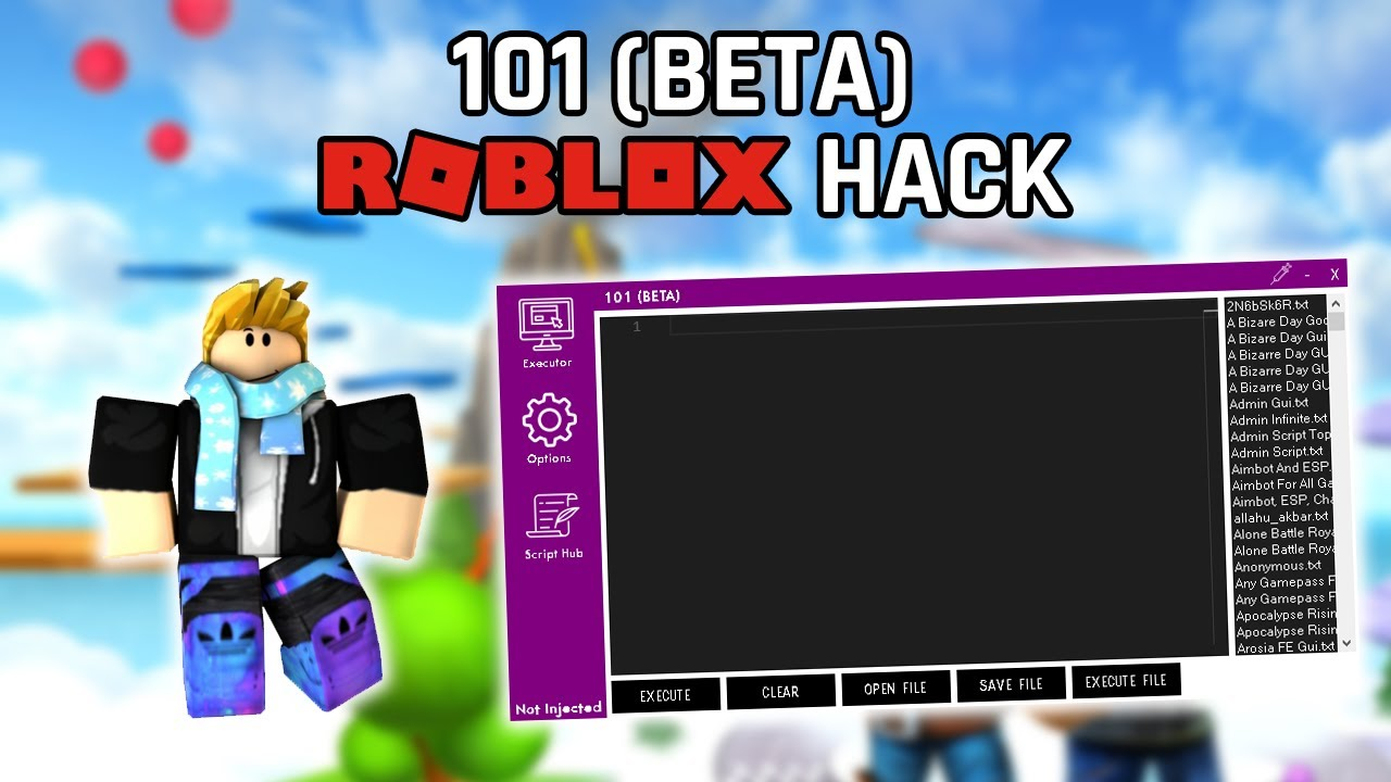 101 Free Roblox Exploit Working 26 Jan 2020 Youtube