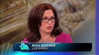 The Lowdown on Lice -- The Doctors
