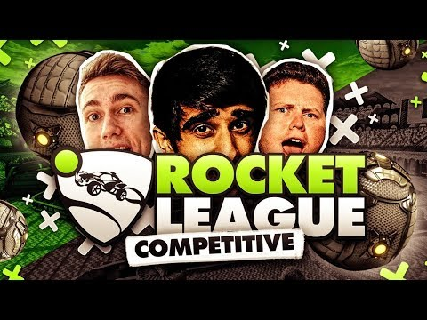 WE'RE RUSTY! - Rocket League Competitive