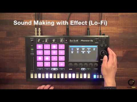 Pioneer DJ TORAIZ SP-16 Ver 1.2 #6   Effector (Lo-Fi)