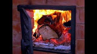 Печка на дровах для бани, дачи, гаража из старого ...