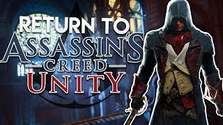 Assassin's Creed 'Funtage' | Return To Assassin's Creed  Unity