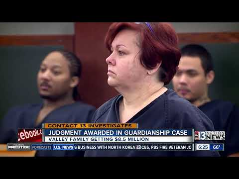 Family awarded $8.5M in guardianship abuse case