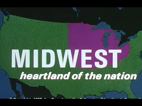 The American Midwest: Heartland of the Nation