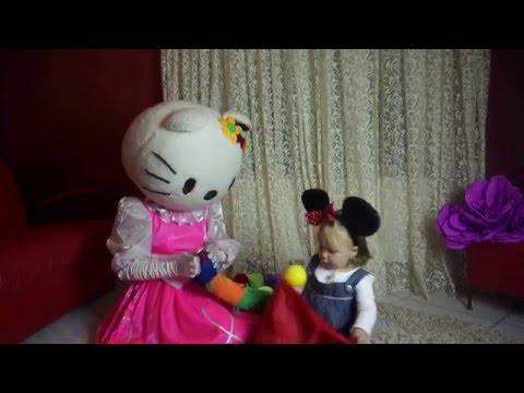 Вчимо кольори англійською разом з Hello Kitty