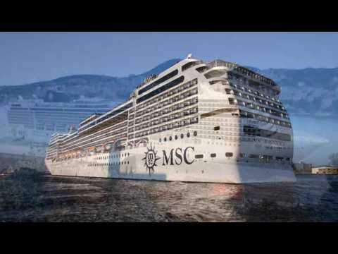 MSC Around the World Cruise 2019