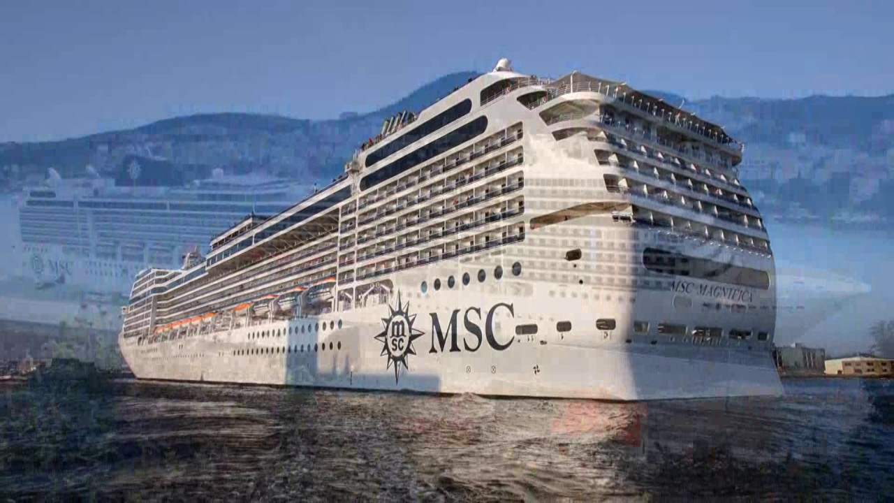 Msc Around The World Cruise 2019 Youtube