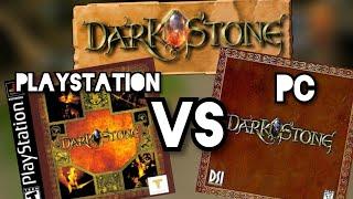 Darkstone   PC vs PlayStation version - Kaptain Klassic