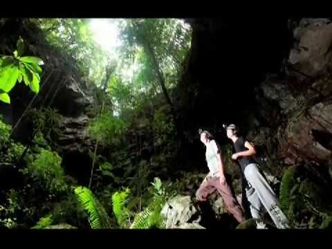 Ian Anderson's Caves Branch Jungle Lodge in Belize!