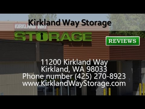 Kirkland Way Storage   REVIEWS   Kirkland, WA   Self Storage Reviews