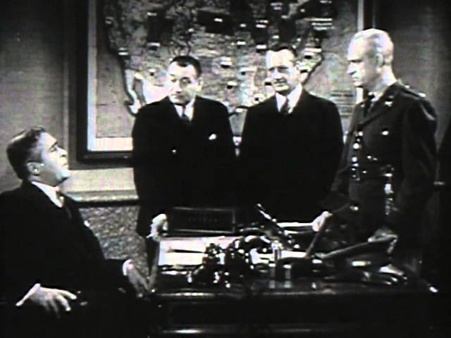 Confessions of a Nazi Spy - Trailer