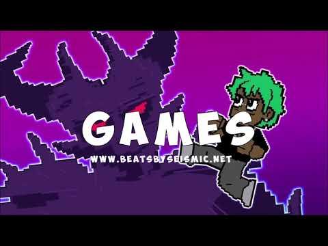 "(FREE) Lil Uzi Vert Type Beat 2018 - ""Games"" | Rap/Trap Instrumental 2018"