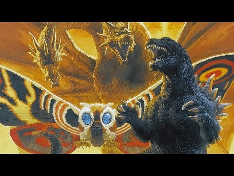 Ghidorah,  the Three-Headed Monster (Explained)
