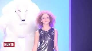 BUNTE TV - Anna Ermakova: Laufsteg-Debüt!