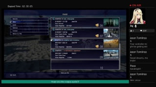 Final Fantasy 15 livestream