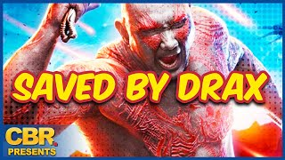 Dave Bautista's Guardians of the Galaxy Casting Saved Him From Poverty