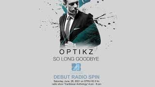 "CFRU 93.3 fm promo for ""So Long Goodbye"" debut radio spin"