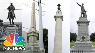 New Orleans Removes 4 Confederate Monuments | NBC News